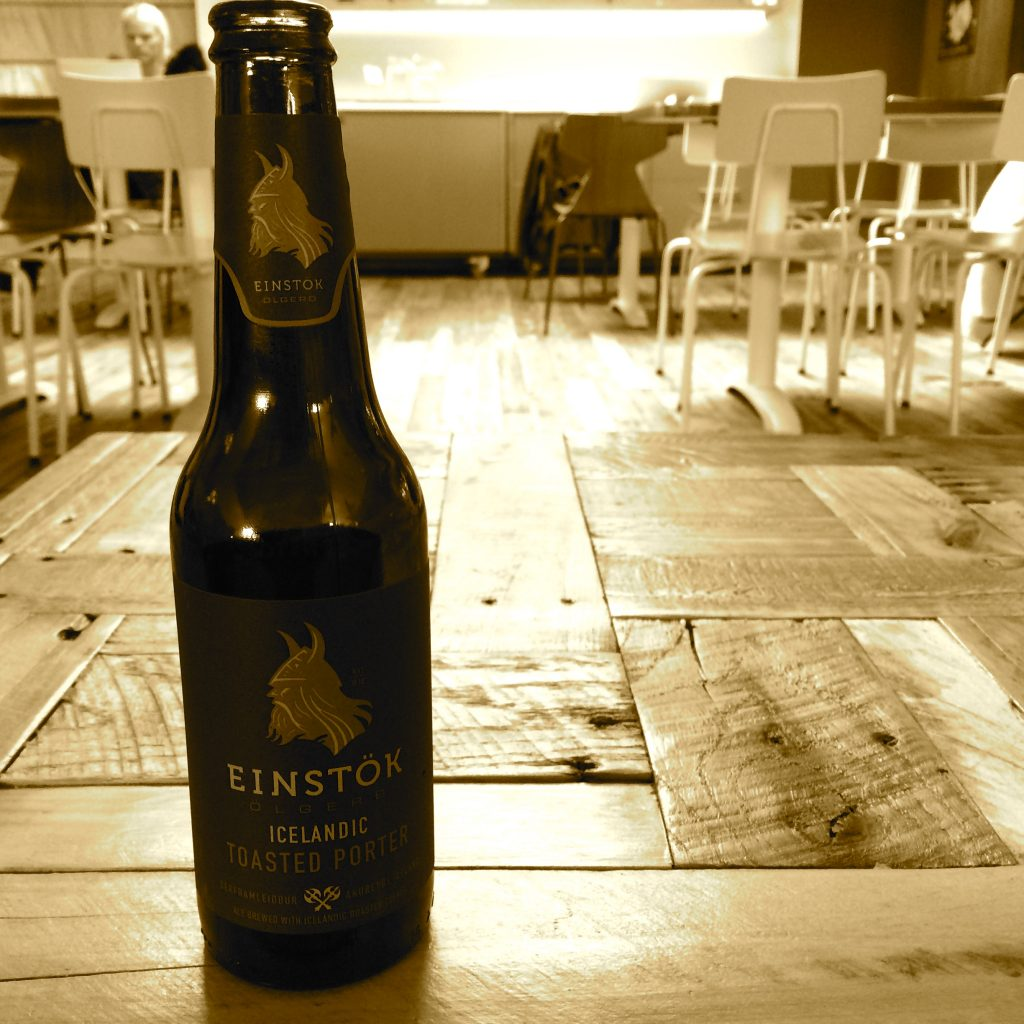 einstok beer from iceland